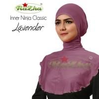 Inner Ninja Classic Blue Razha/ inner ninja / inner hijab