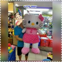 Jual boneka hello kitty besar jumbo giant Murah