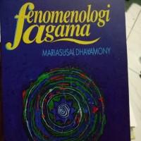 Fenomenologi Agama-Mariasusai Dhavamony