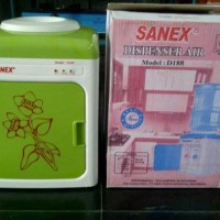 harga Sanex D-188 Water Dispenser Hot & Normal + Pintu - Air Panas - Netral Tokopedia.com