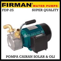 Pompa Cairan Kental Firman FDP-25 Pompa Solar Dan Oli