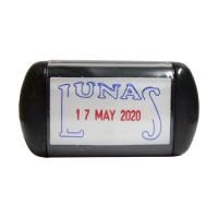 Trodat 4750 Stempel Tanggal + LUNAS | Trodat Printy Dater 4750