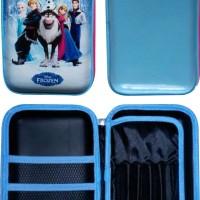 HPO (HARD PENCIL CASE ORGANIZER / TEMPAT PENSIL) MODEL SMIGGLE
