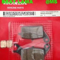 Kampas Rem Depan / Disped Motor Honda Vario Techno 110 & Beat Lama