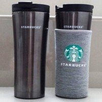Starbucks Cover Bag for Tumbler / Thermos Bottles (Cover/Sarung Saja)