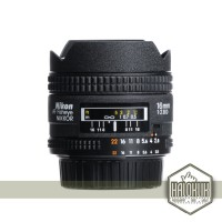 Nikon Lens AF 16mm F/2.8D Fisheye