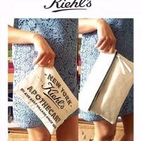 Kiehl's Clutch bag