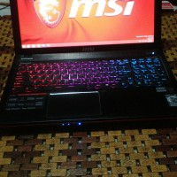 Monster Gaming MSI GE60 2Pc Apache