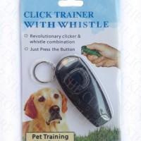 Jual Whistle Clicker training presentasi Alat Melatih Hewan Peliharaan new Murah