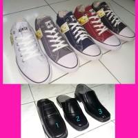harga Jual Sepatu Converse Bagus Murah Berkualitas Ad Pantofel Nike Vans Tokopedia.com
