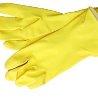 Sarung Tangan HouseHold Latex Gloves 12'' LPLG 0314