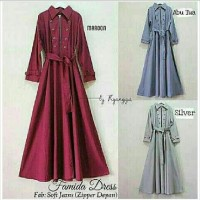Famida Dress Gamis