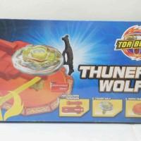 Jual Mainan Gasing Beyblade Tor Blade Thuner Wolf Box Besar Murah Meriah Murah