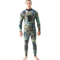Riffe Digi-Tek Camo wetsuit 1.5 steamer (one piece)