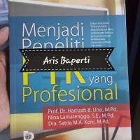 Menjadi Peneliti PTK yang Profesional