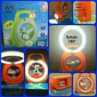 harga Emergency Lampu + Kipas Imac 8136 Tokopedia.com