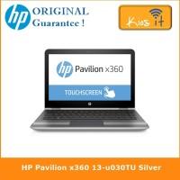 HP Pavilion x360 13-u030TU Silver