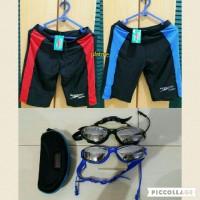 harga Celana renang + kacamata renang speedo LX 3000 Tokopedia.com