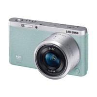 Samsung Nx Mini 9-27 green