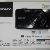 Sony Cyber-shot DSC-WX220 10x Optical Zoom