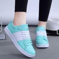 harga Sepatu Kets Sneaker Cewek Wanita Boot Korea Modis Casual Tosca Fashion Tokopedia.com