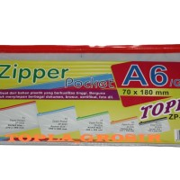 harga Hsi Zipper Pocket A6 Biro Anti Tahan Air Debu Map Plastik 9010 Tokopedia.com