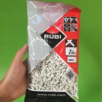 Tile Spacer Rubi/Pembatas Nat Keramik,Granit Rubi 2mm