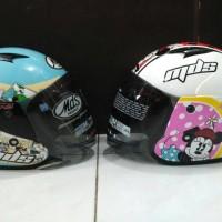harga helm anak Mds Kid series Tokopedia.com