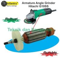 harga Armature/angker Gerinda Tangan Hitachi G10ss Infantry Tokopedia.com