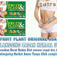 Jual FRUIT & PLANT PELANGSING BADAN HERBAL Murah