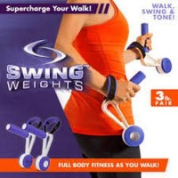 SWING WEIGHTS AS SEEN TV ALAT PITNES / OLAHRAGA MENGENCANGKAN OTOT