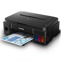 Canon PIXMA G3000 Printer All-in-One Ink Tank Print, Scan, Copy, Wifi