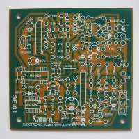 PCB Electronic Echo Repeater Saturn SE-001