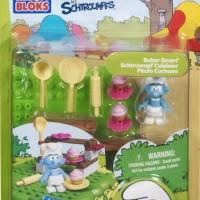 Mega Bloks - The Smurfs - Baker Smurf 10737