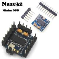 Micro Minimosd Minim Osd Mini Osd W Kv Team Mod For Apm Pixhawk Naze32