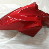 Spakbor Depan Vario Techno/CBS 110 (Merah)