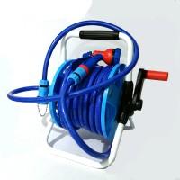 harga Hose Reel C-mart + Selang 15 Meter + Semprotan Air Tokopedia.com