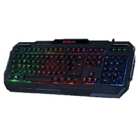 Kinbas USB Wired Gaming Keyboard with LED Backlight - VP-X9