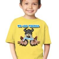 harga Kaos 3d (t-shirt 3d) Kids Persib Viking  Kuning Tokopedia.com