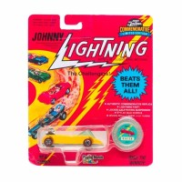 Johnny Lightning Commemorative Limited Edition Series F WASP Yellow
