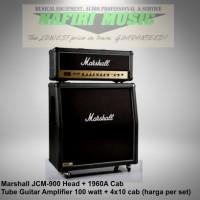 Marshall JCM 900 / JCM-900 / JCM900 Dual Reverb Head + 1960A Cabinet