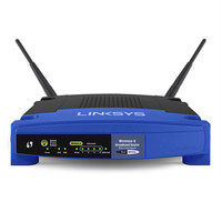 Linksys WRT54GL-AS Wireless-G Router 4 Port UTP 2x antena for Linux