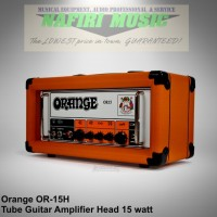 Amplifier Gitar Orange OR15 / OR15H / OR-15H / OR 15 / OR 15 H Ori