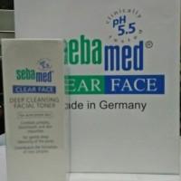 sebamed clear face cleansing toner 150 ml