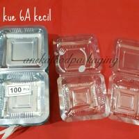 Mika kue/mika jajanan pasar 6A kecil (100pcs)