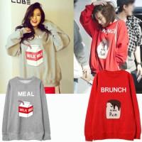Sweater 4Minute HYUNA
