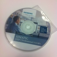 SOFTWARE PLC HMI SIEMENS : TIA Portal V13 SP1 Simatic STEP 7 | WInCC