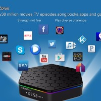 Jual Android TV Box T95Z Plus 4K Octacore 2GB/16GB Wifi+Bluetooth Supported Murah