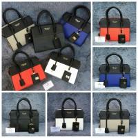 PRADA Esplanade Tote Bag/Tas Wanita Import/Handbag/Shoulder/Saffiano