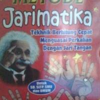 buku belajar matematika dengan teknik jarimatika
